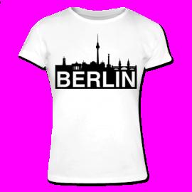 Fan Of Berlin Unknown Shirts T Shirt Frauen T Shirts