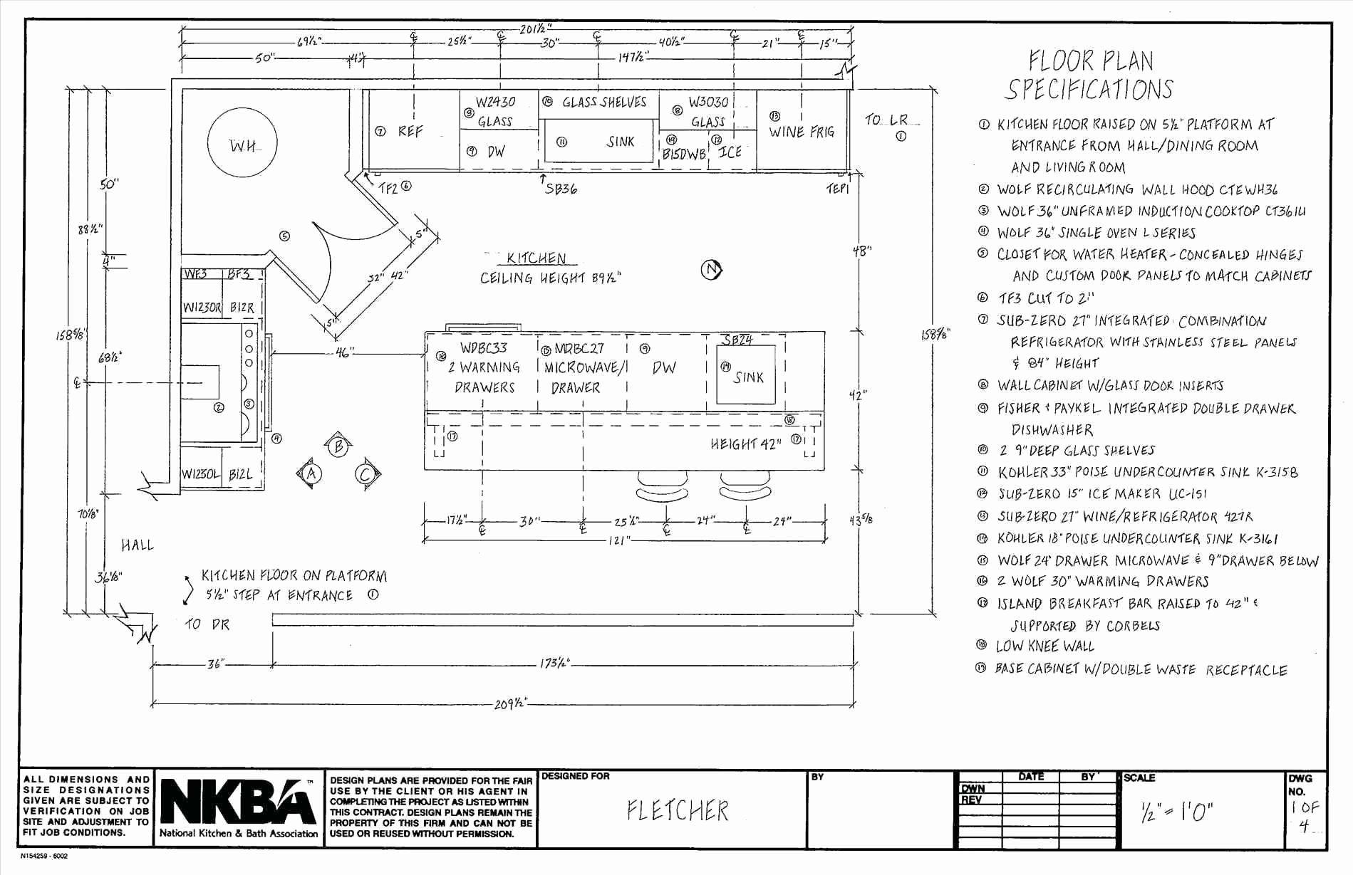 Home Renovation Project Plan Template Excel New Home Renovation Project Plan Template Free Temp Kitchen Layout Plans Kitchen Floor Plans Kitchen Designs Layout