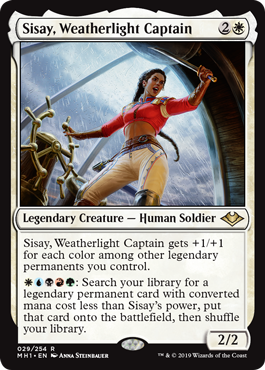 Modern Times In 2020 Legendary Creature Magic The Gathering Cards Magic Cards