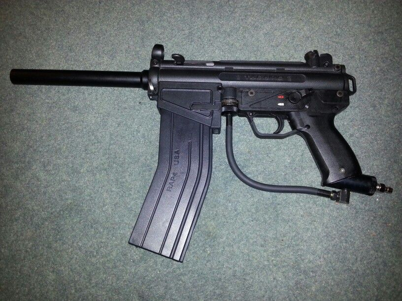 stock a5 to tacamo mag fed conversion bottoms up paintball weapons
