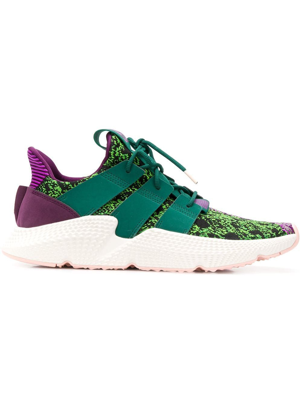 "save off 5d04b 67b9c ADIDAS ORIGINALS ADIDAS DRAGON BALL Z X ADIDAS PROPHERE ""CELL"" SNEAKERS -  GREEN.  adidasoriginals  shoes"