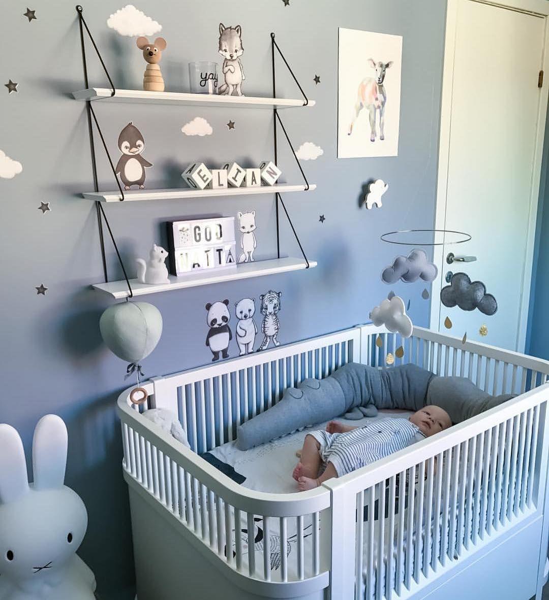 Madelen Influencer Norway On Instagram Little Baby Nursery