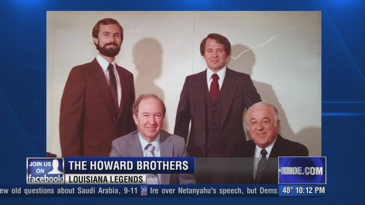 Part 2: Howard Bros.  As entrepreneurs, brothers  W.L. 'Jack' and Alton Howard were very successful in many business endeavors here in the Arklamiss and throughout the south. But they also had individual interests. Jack was a five time mayor of Monroe and Alton made it his life's work to spread the gospel.