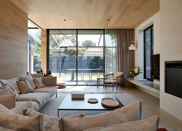 47 wonderful neutral decoration ideas for your living room