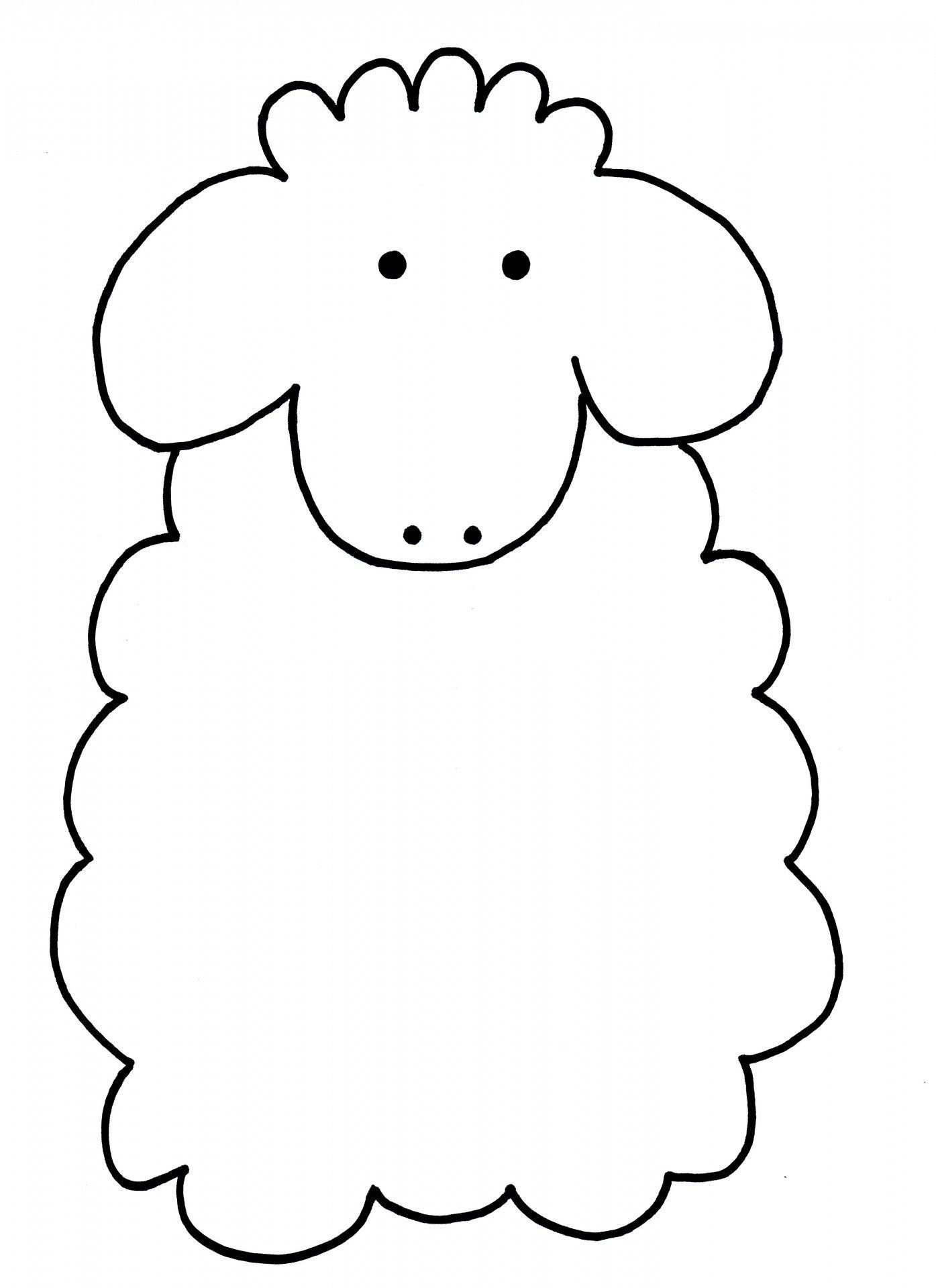 Ten Besser Schaf Malvorlage Auffassung 26  Schafe, Geometrische