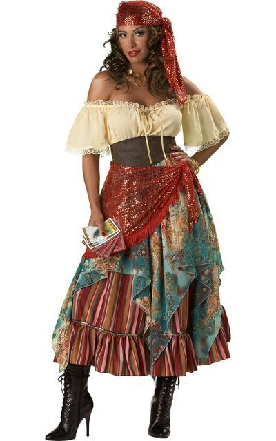 Adult fortune teller costume elite halloween costumes pinterest gypsy costume gypsy costume fortune teller adult a gypsy costume is a great idea for halloween a child of any age or an adult can dress as a gypsy solutioingenieria Gallery