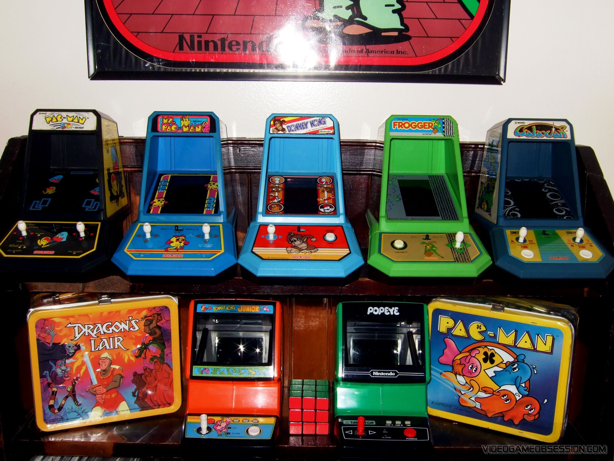 vintage table top arcade games | Totally 80's! | Pinterest ...