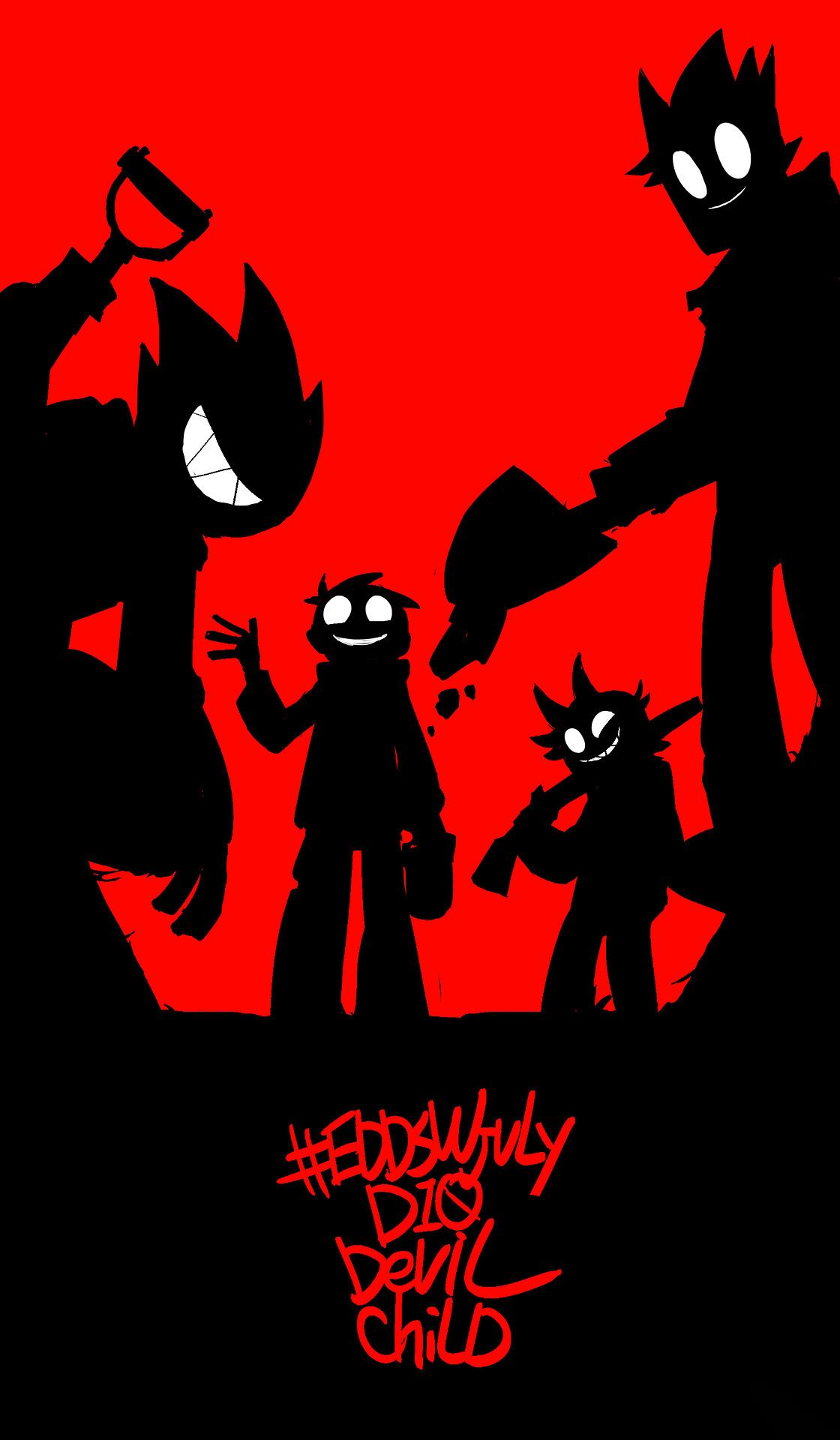 BGM:Kids in the Dark - All Time Low | eddsworld | Eddsworld tord