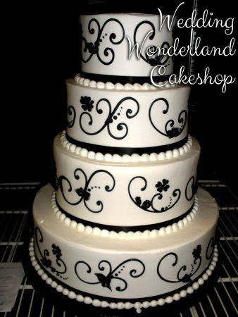 Cute Buttercream Wedding Cakes Tall Wedding Cake Topper Flat Wedding Cakes With Cupcakes Italian Wedding Cake Young Elegant Wedding Cakes OrangeAverage Wedding Cake Cost Wedding Wonderland Cake Gallery Stacked With A Color | Cake Ideas ..