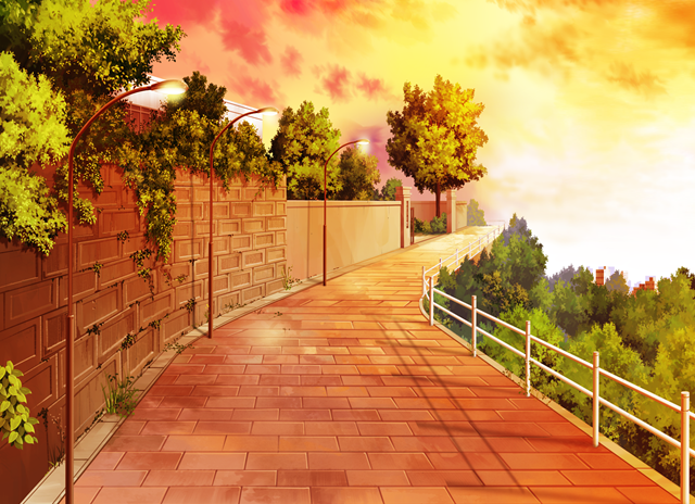 City Scenery Background Anime Background Anime Scenery Visual Novel Scenery Visual Novel Background Latar Belakang Pemandangan Anime Pemandangan