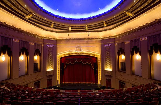 Peabody Opera House Wedding Packages