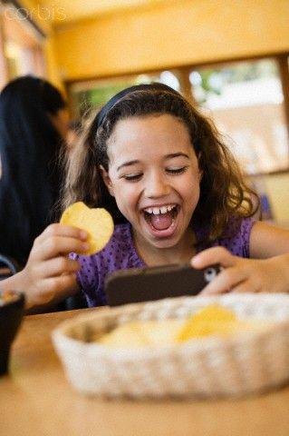 Happy Latin child - 42-36558443 - Derechos protegidos - Fotografía de stock: Corbis