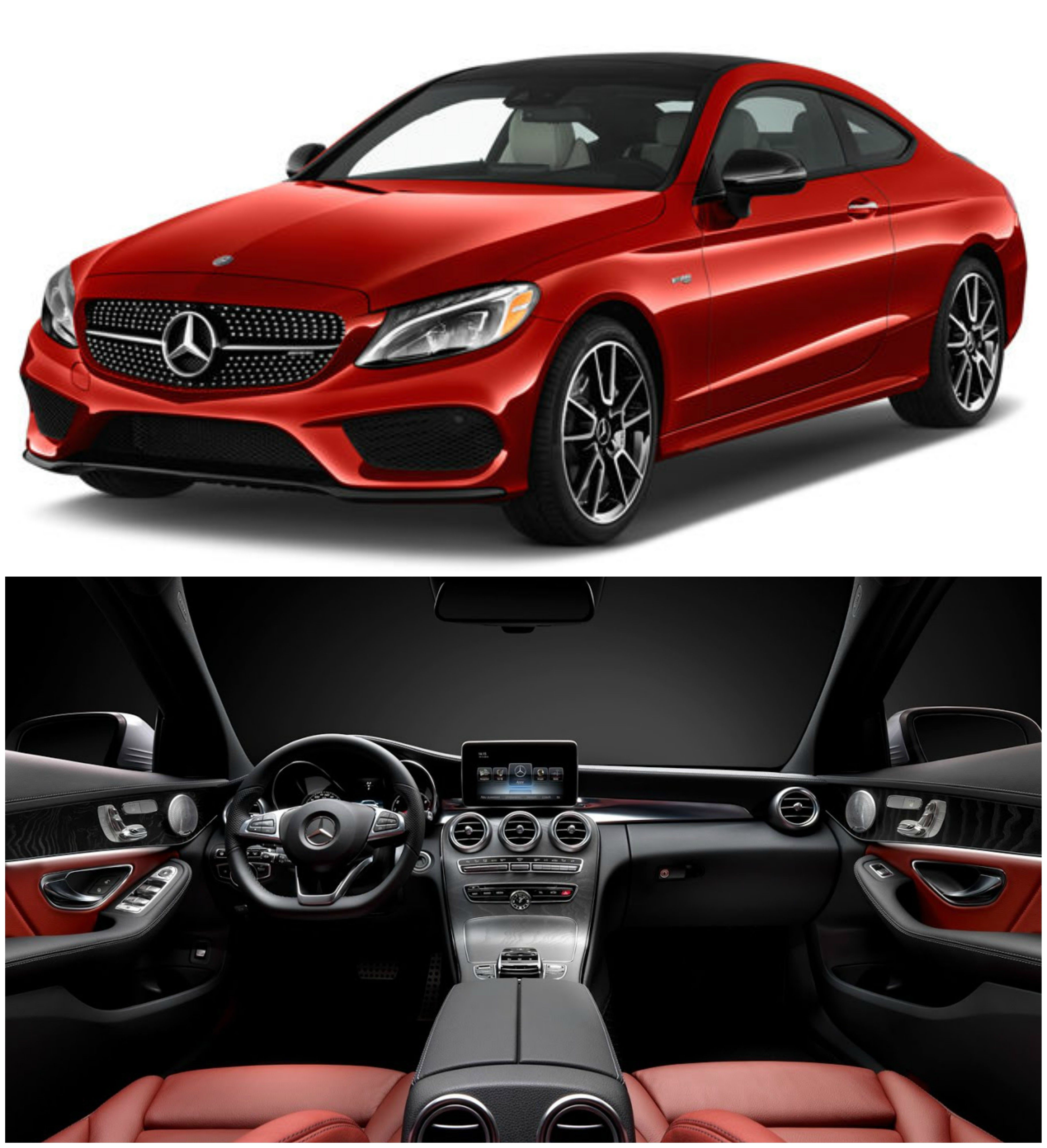 The 2017 Mercedes Benz C Class Is A Small Luxury Car That Represents One Of The Best Values On The Market For Its Class Small Luxury Cars Cars For Sale Car