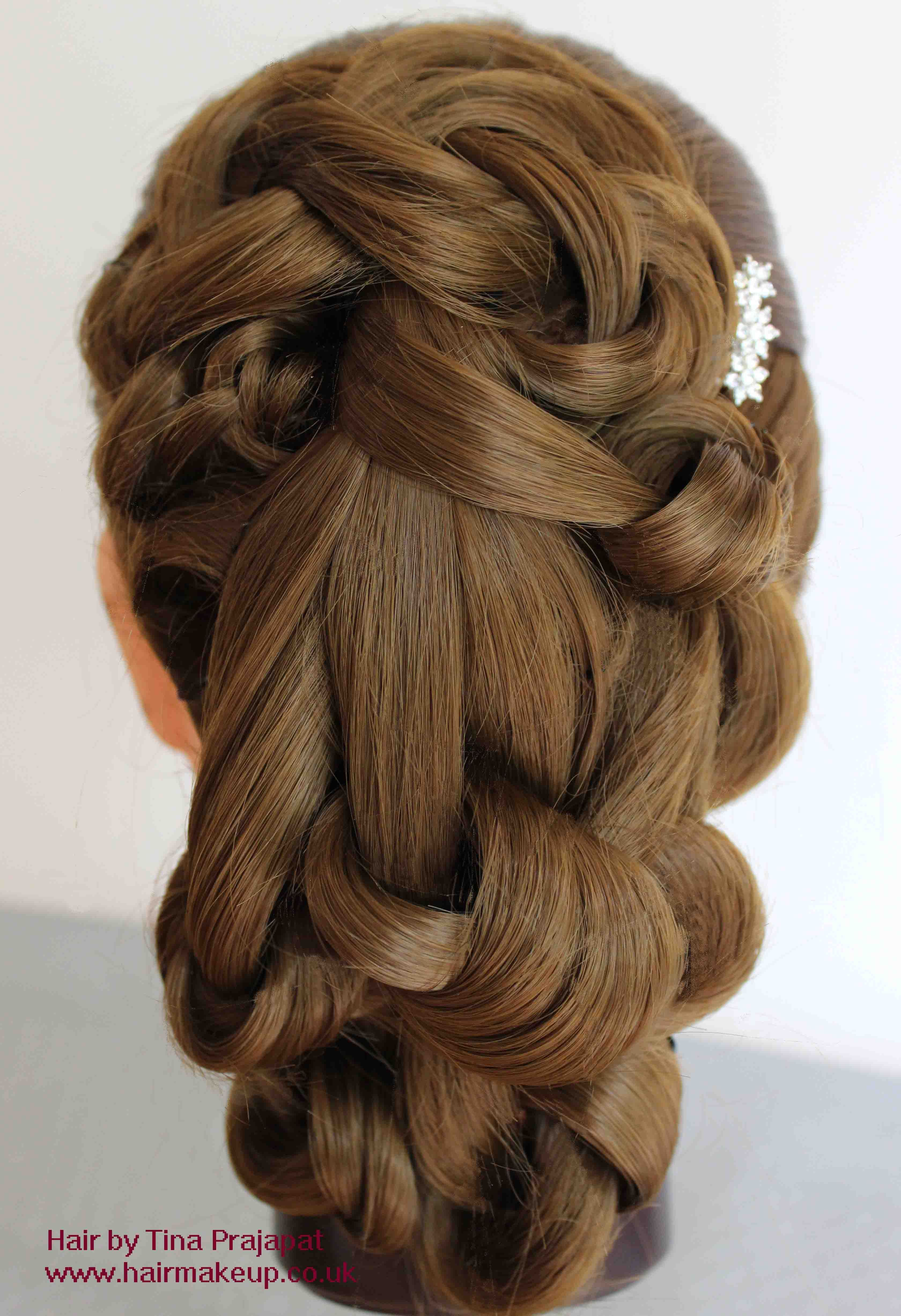 Explore Step By Instructions Bridal Hair And More