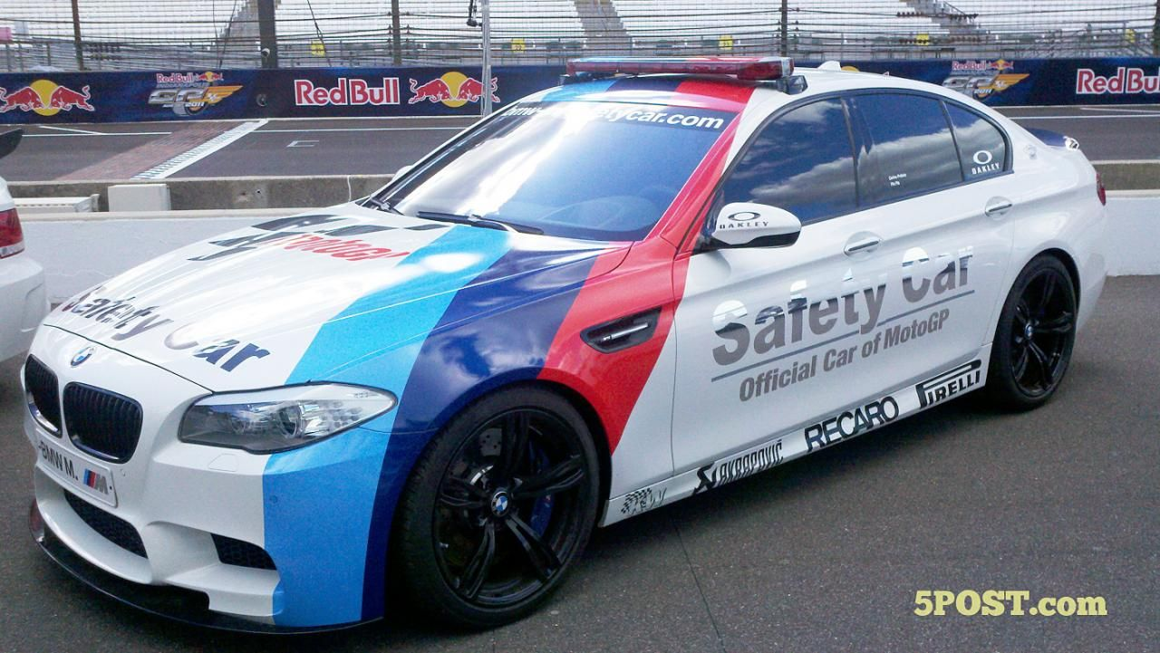BMW M5 safety car unveiled Bmw, Car, Car safety