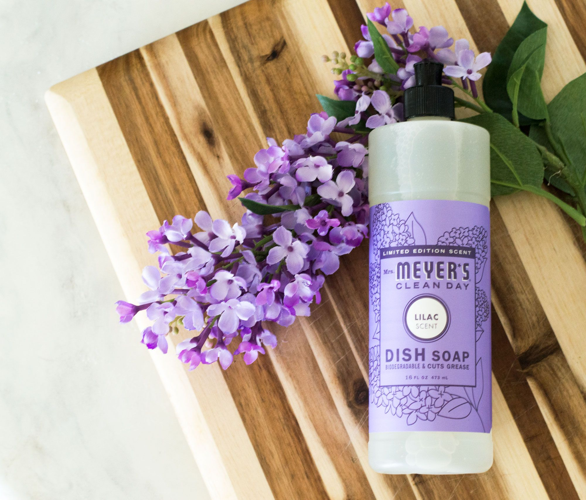 Spring Cleaning With Mrs Meyers Meyers Cleaning Products Best