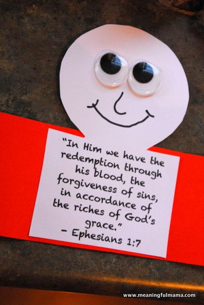 Teaching Kids Forgiveness Parable Of The Lost Son Craft Vbs