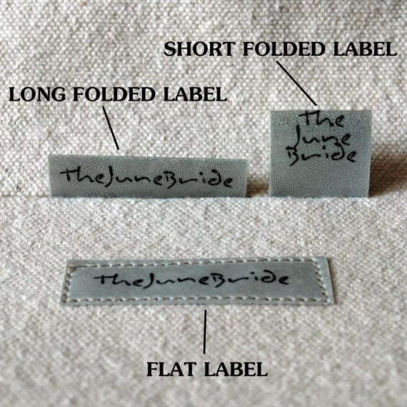 Diy Fabric Label Tutorial And Templates Washable By Thejunebride
