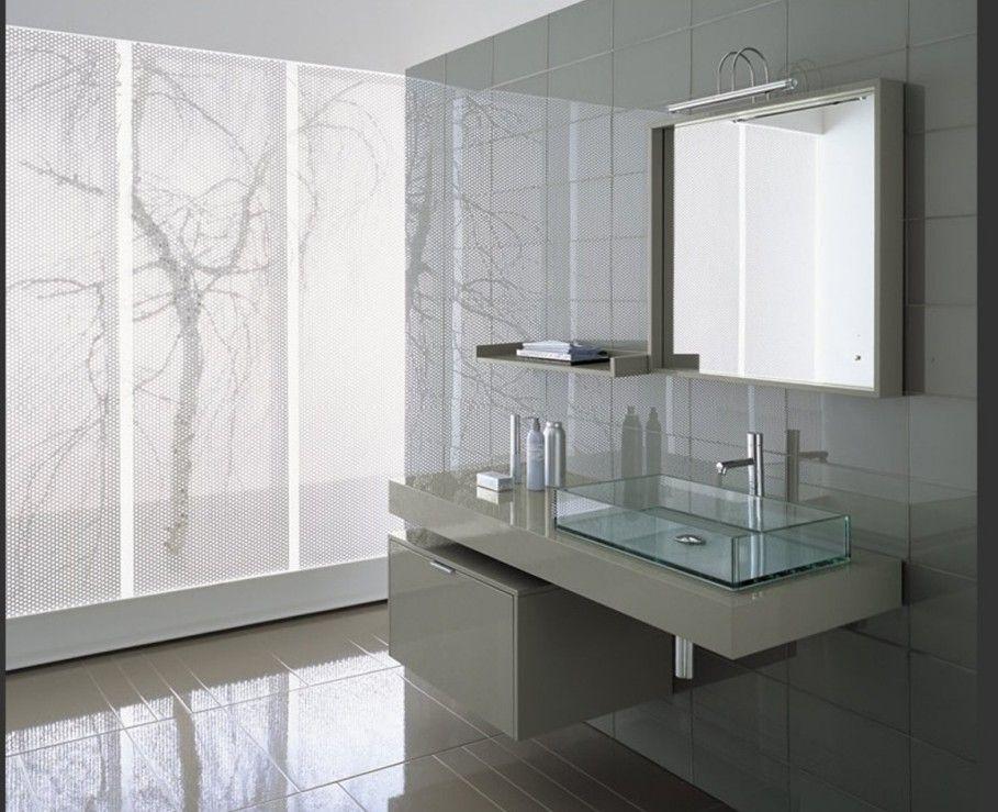 Futuristic Designed Modern Bathroom Vanities At Modern Bathroom Which Is Nuanced…