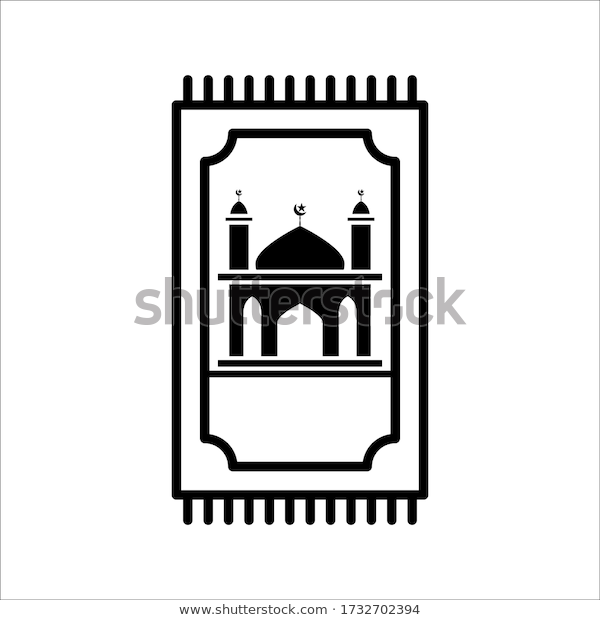 Find Prayer Rug Icon On White Background Stock Images In Hd And Millions Of Other Royalty Free Stock Photos Illustrations Prayer Rug White Background Prayers