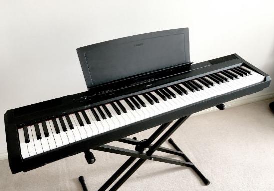 Digital Piano Yamaha P 115 Top Rated New Professional