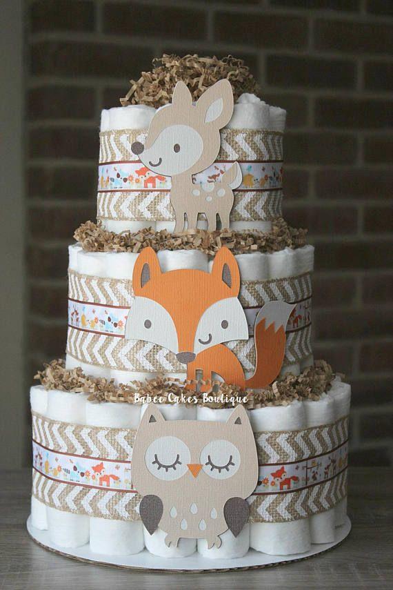 12 Super Cute Diaper Cake Ideas For Baby Showers Diaper Cake Boy