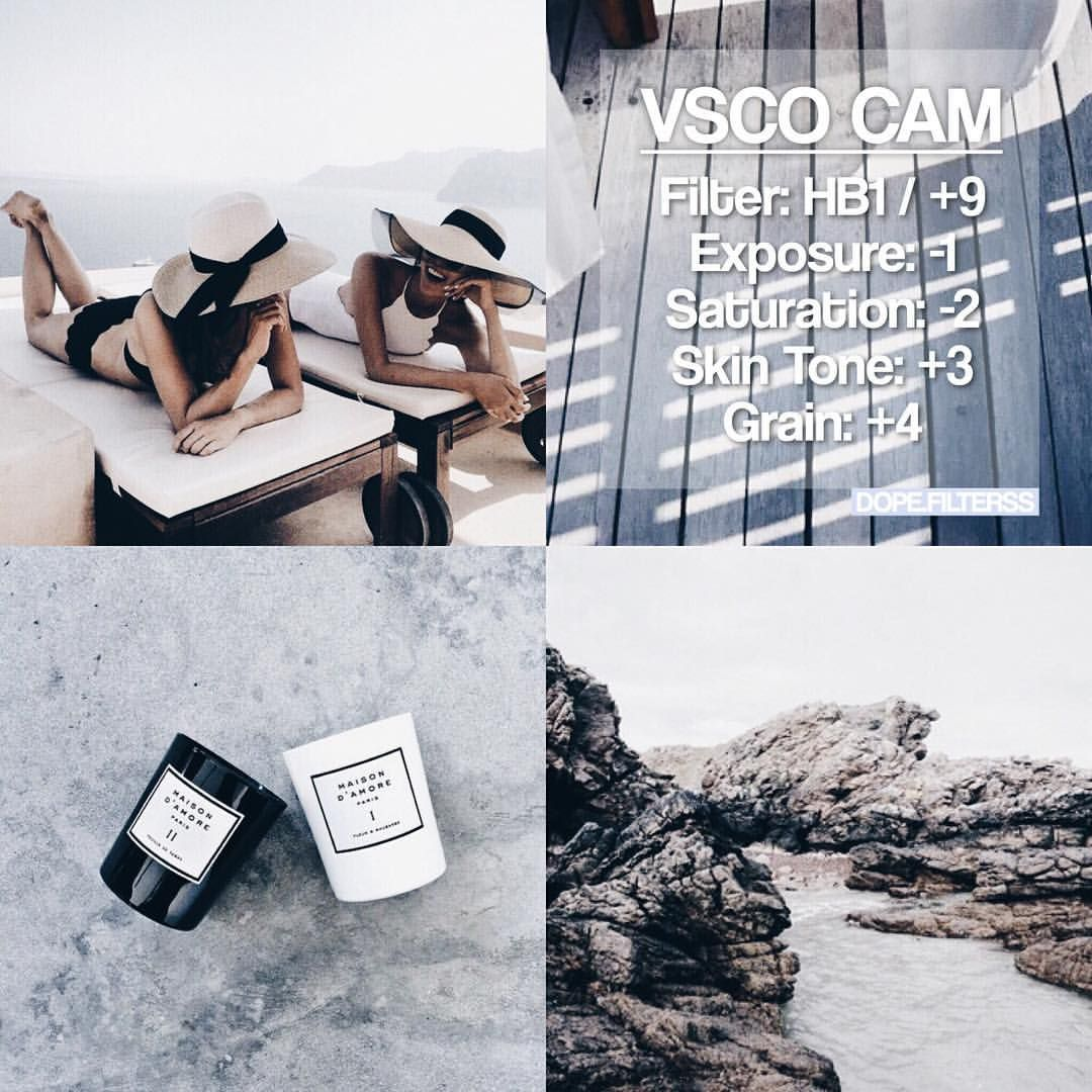 #HB1filterss  – clean filter  – best used on: white, gray, black, blue  – #qotd: fave thing about summer?