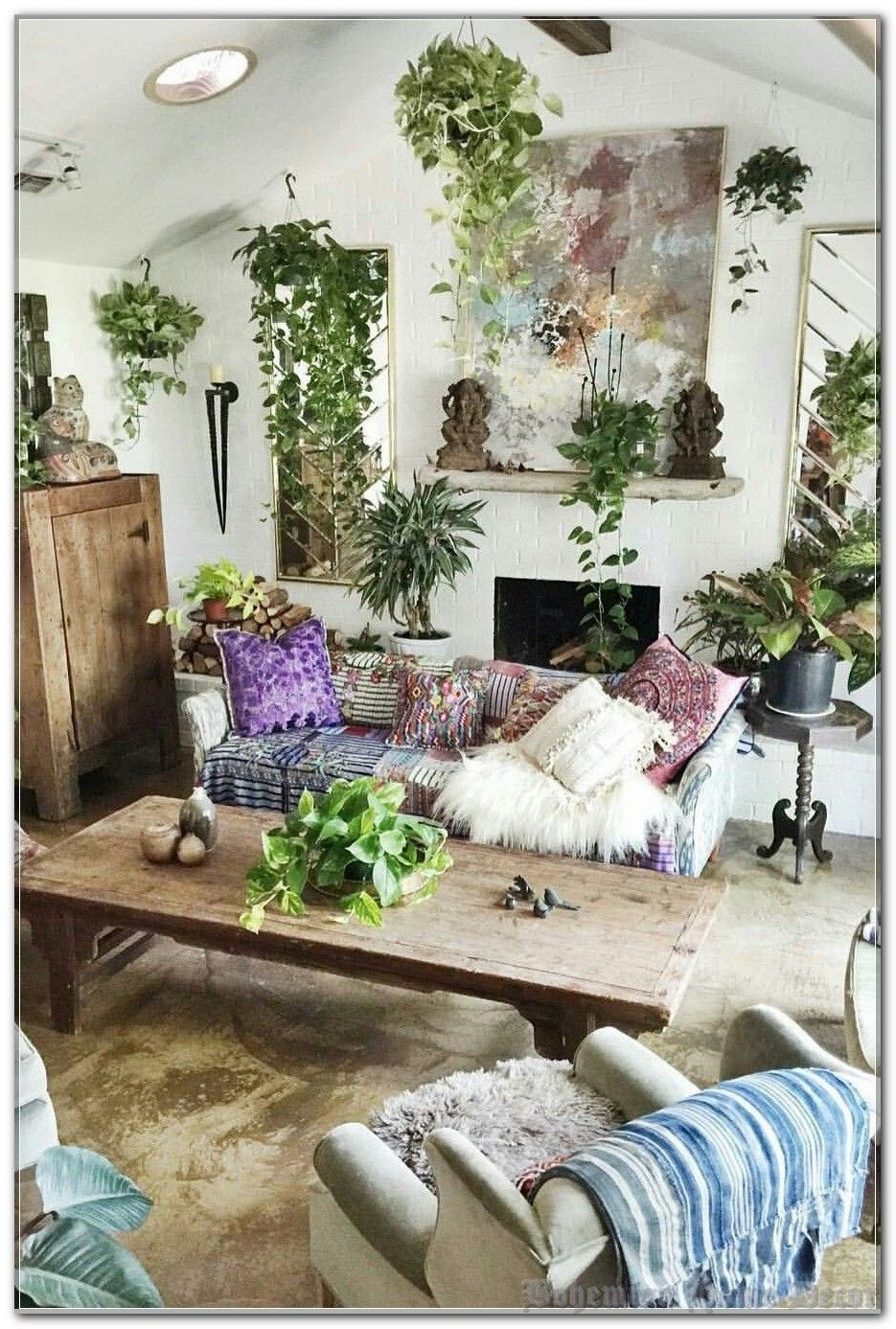 10 Warning Signs Of Your Bohemian Home Decor Demise