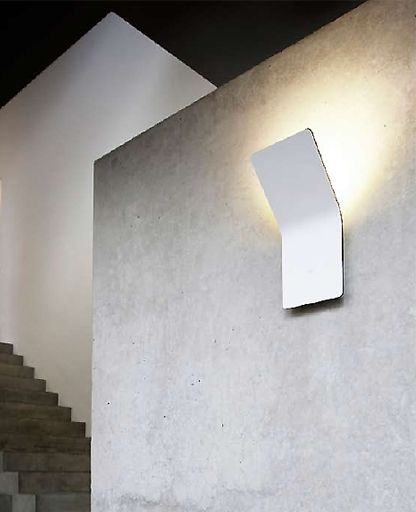One LED wall sconce - Indirect - Interior-Deluxe.com