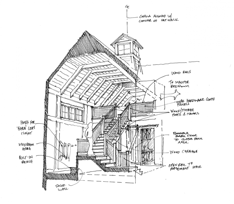Historical concepts barns pinterest historical for Historical concepts architects