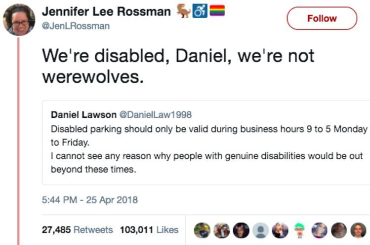 Yo what the fuck Daniel. They're people, not fucking pets