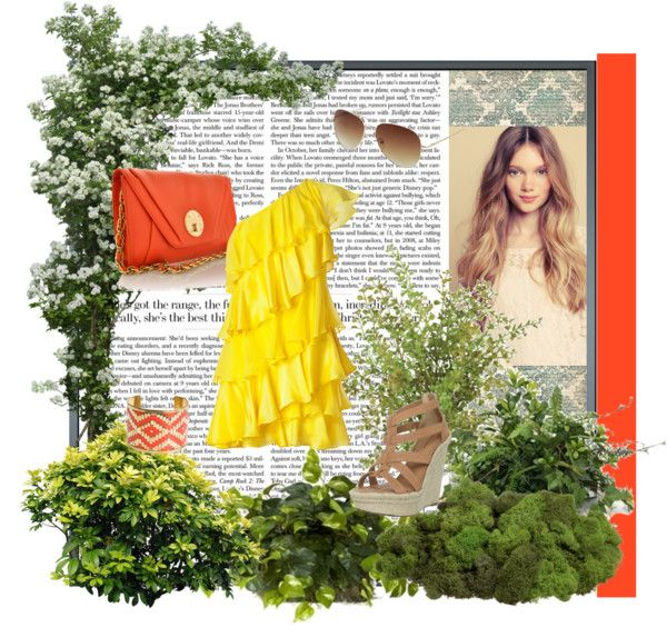 Summer Lovin', created by elizabeth121310 on Polyvore