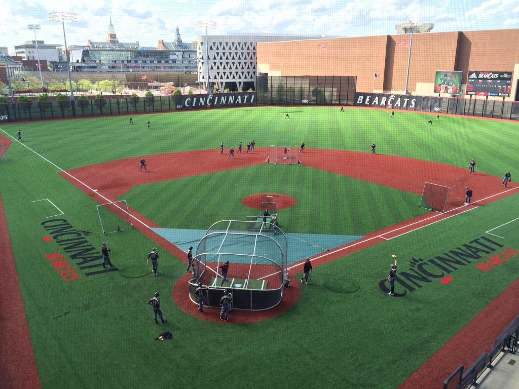Login On Twitter Cincinnati Bearcats Baseball Stadium Stadium
