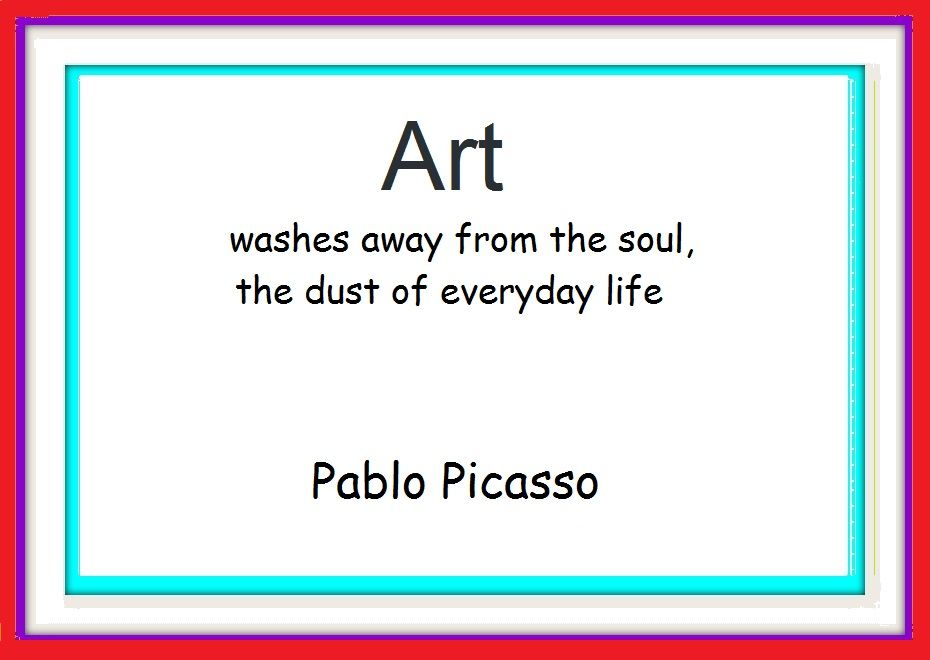 Resource Art Is Famous Artist Quotes Artist Quotes Famous Artist Quotes Art Quotes Artists