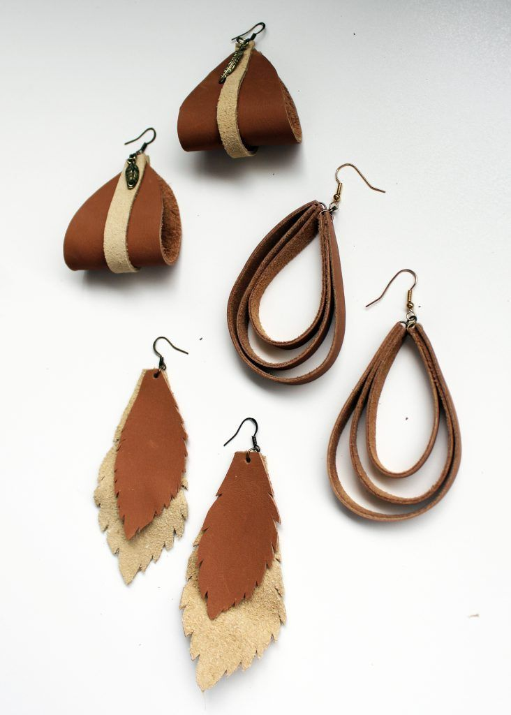 Photo of How To Make Leather Earrings : The Ultimate Guide – Creative Fashion Blog