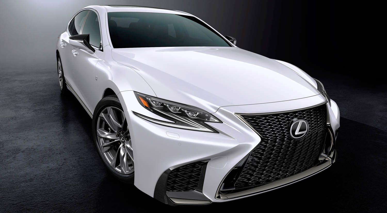 لكزس ال اس اف سبورت 2018 سوبر فخامة رياضية موقع ويلز Lexus Ls Lexus Lexus Lc