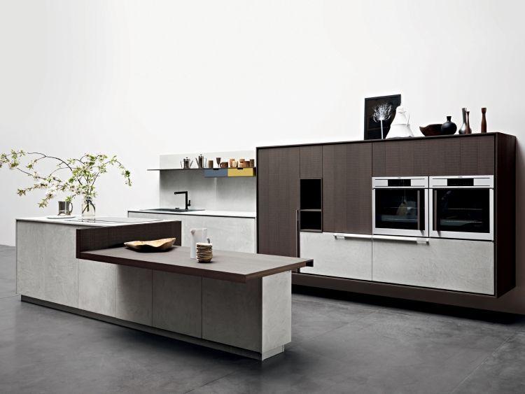 Moderne Küchen von Cesar Küchenprogramm Kalea wallpaper