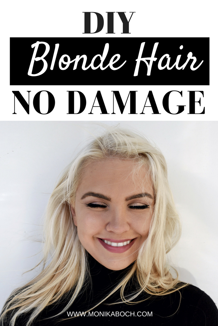 How to get light platinum blonde hair without damage stunning
