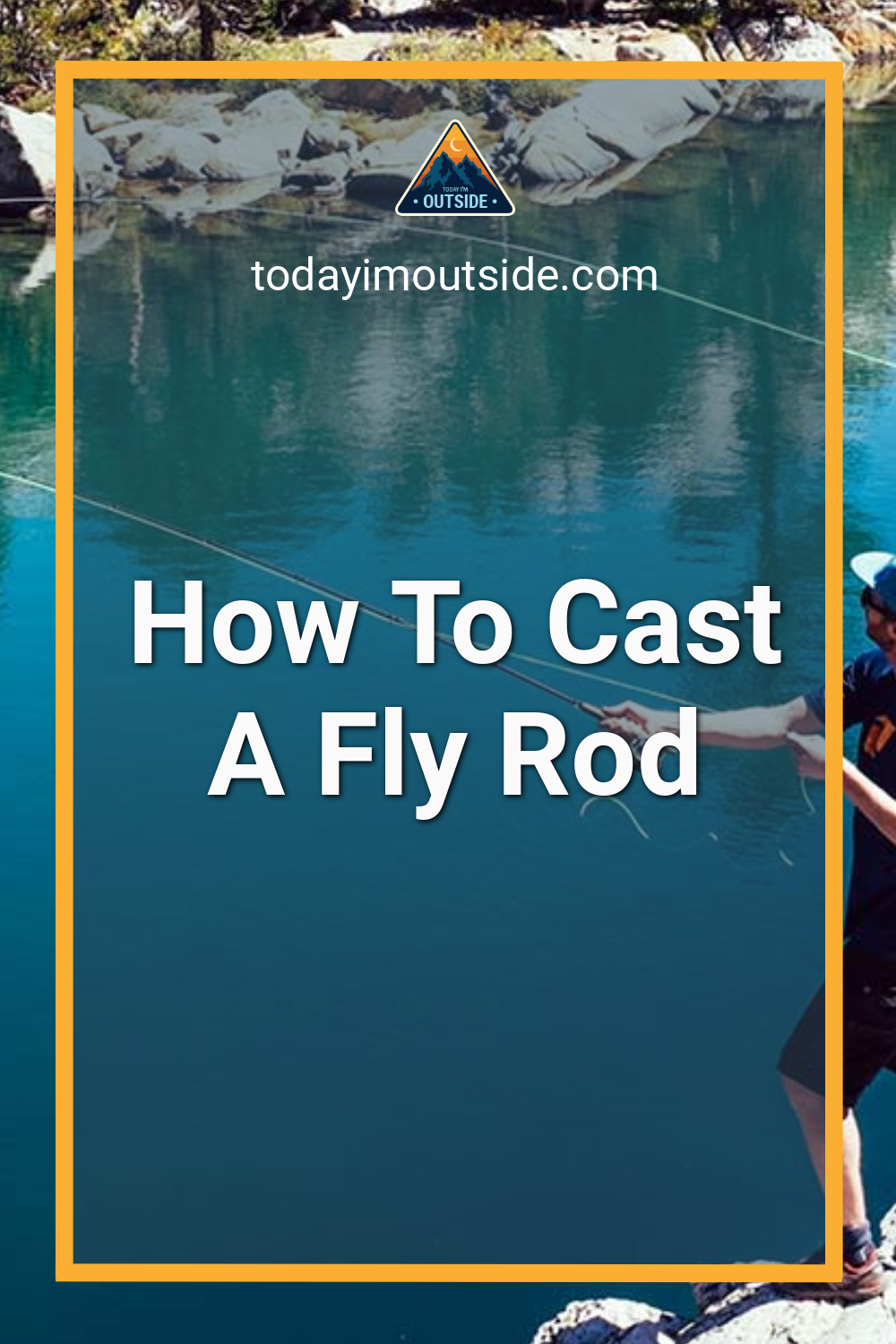 How To Cast A Fly Rod In 2020 Fishing Techniques Fly Fishing Fly Rods