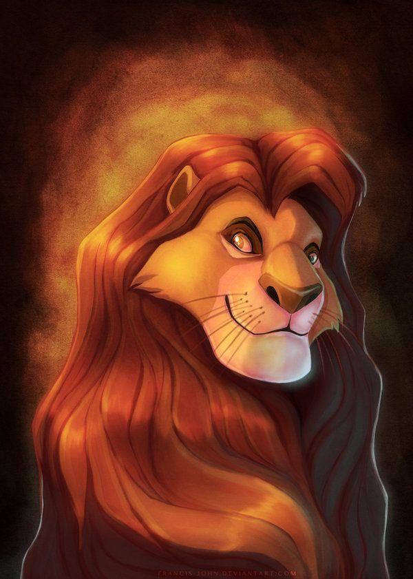 Картинка муфаса король лев