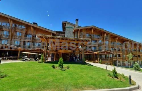 Studio In Pirin Golf Country Club Bansko Located 6 Km From Gondola Lift Studio In