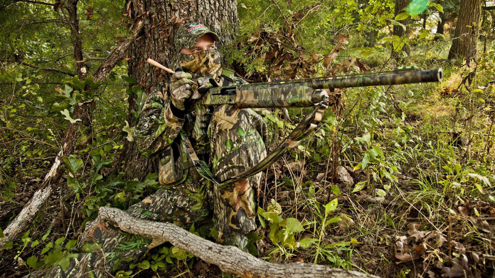 Turkey Hunting Wallpaper Mossy Oak