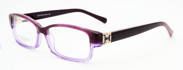 adc3d722e73 High Quality Oculos Of Grau Fashion Women Eyewear Italy Design Computer  Diamond Luxury Glasses Frame Brand New 2015