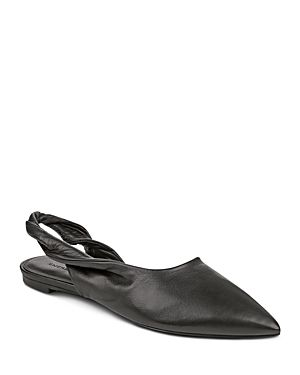 Belle by Sigerson Morrison Woman Matte And Patent-leather Ballet Flats Size 7 O4JuPsB1Wu
