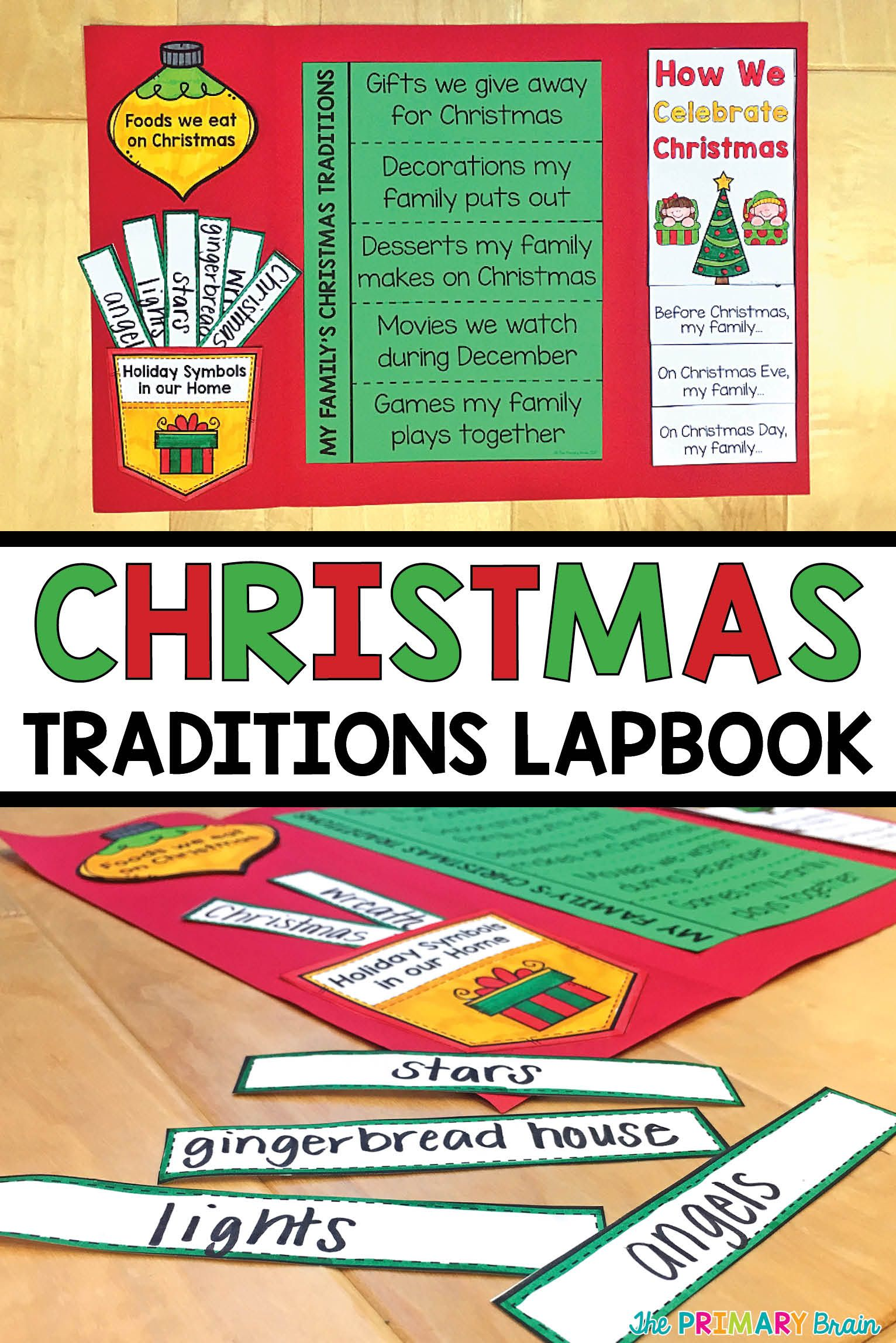 Learn About Family Traditions In Your Classroom With A Christmas