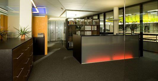 Büroarchitektur/-design #architecture #office #workspace Architekt: DI Bernd Ludin, Foto: Gerda Eichholzer