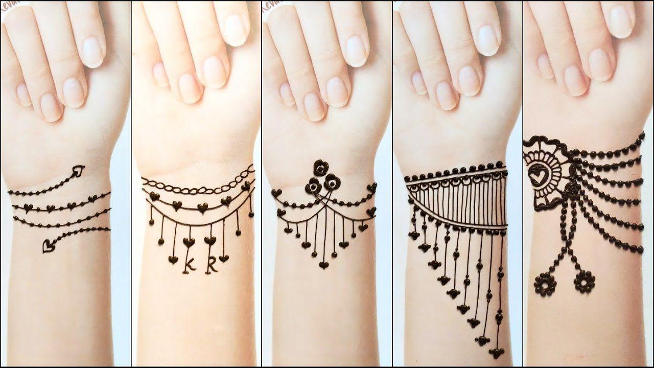 New Mehndi Tattoo Beautiful Easy Heena Mehndi Designs Tattoo Mehndi Design Step B In 2020 Simple Henna Tattoo Mehndi Designs For Fingers Mehndi Designs For Hands