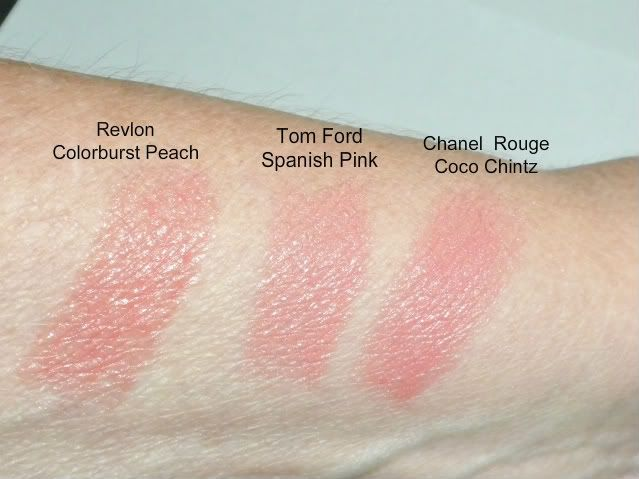 perfect dupe  tom ford spanish pink makeup   lipstick dupes makeup dupes tom ford