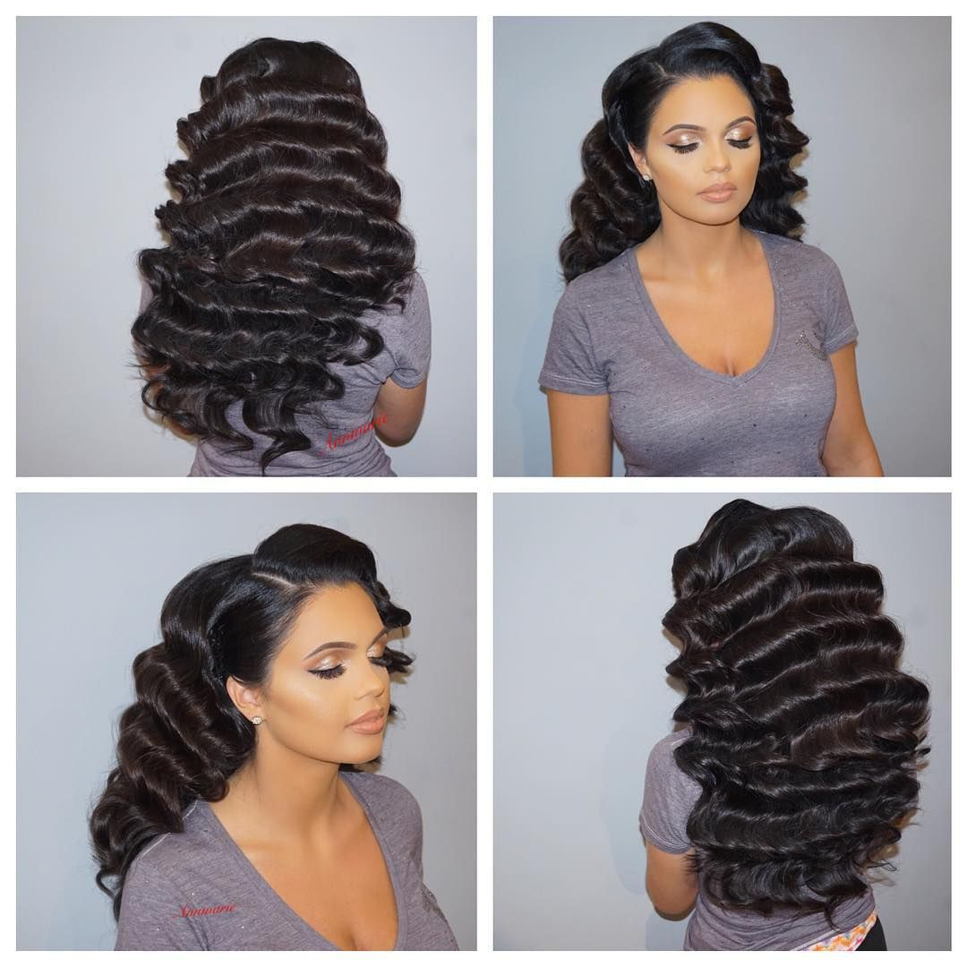 Hollywood wave tips from mustafa avci of hair salon m hollywood waves by annmarie makeup by missangiemar pmusecretfo Choice Image