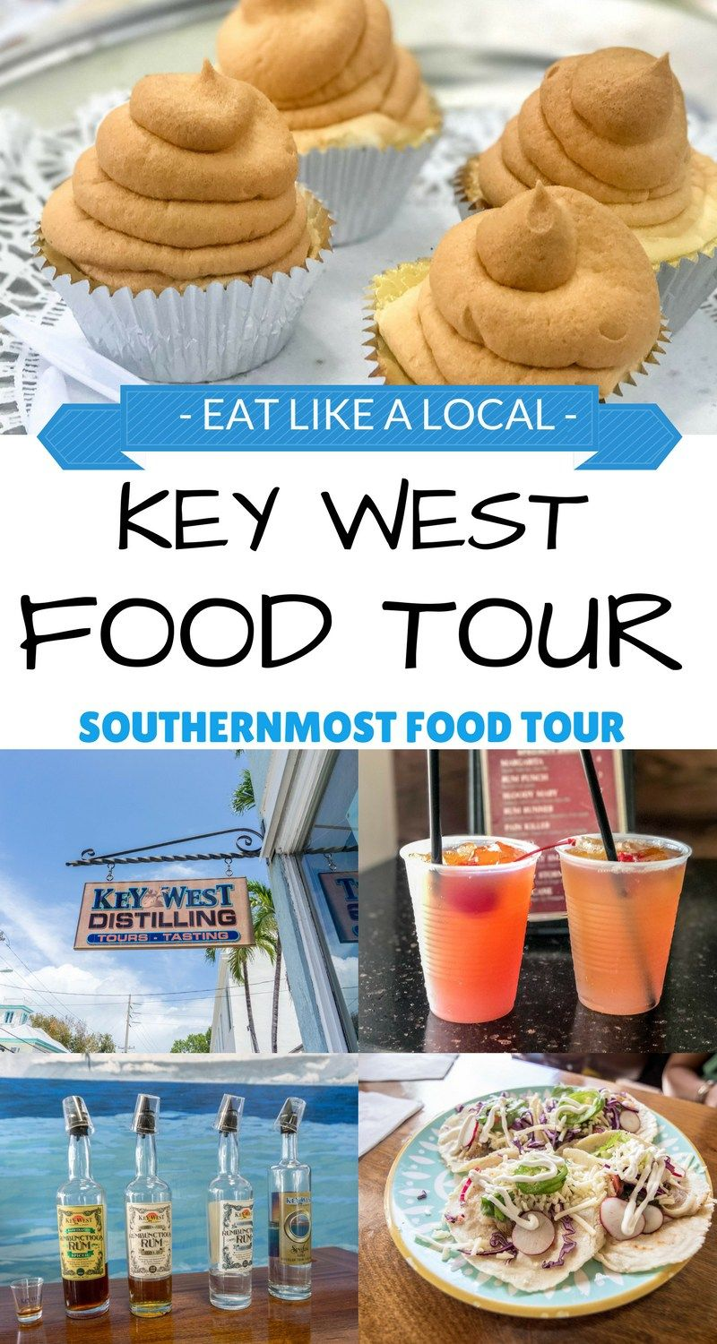 EAT LIKE A LOCAL IN KEY WEST SOUTHERNMOST FOOD TOUR